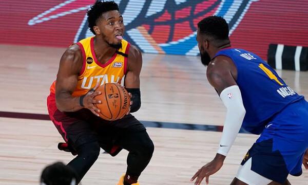 NBA: Το πάνω χέρι οι Τζαζ (video)