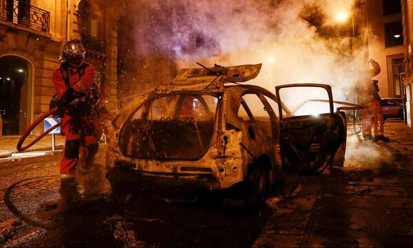 Τελικός Champions League: Επεισόδια και συλλήψεις στο Παρίσι (photos)
