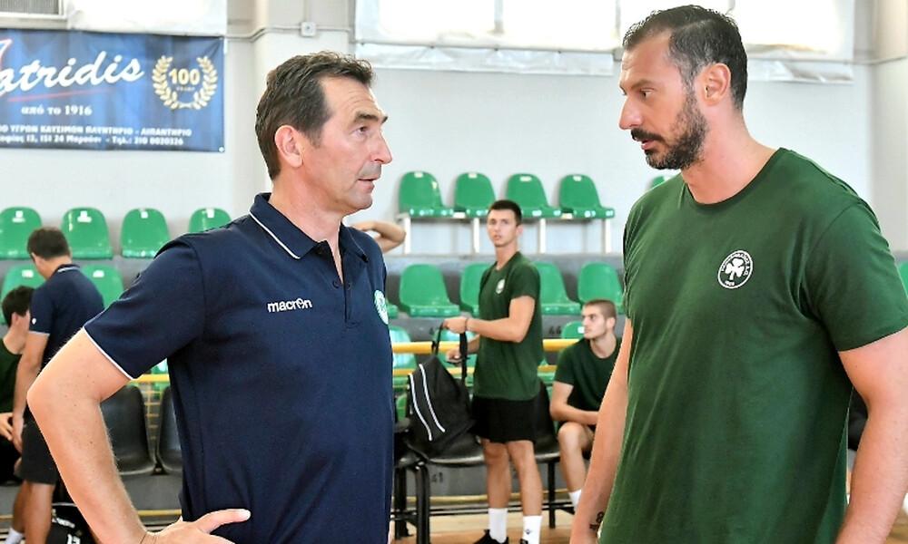 Δημήτρης Ανδρεόπουλος στο Onsports: «Θα καταθέτουμε σε κάθε παιχνίδι την ψυχή μας»