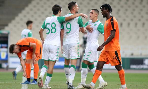 Παναθηναϊκός-ΟΦΗ 1-0: Μίλησε ο Μακέντα, καλά στοιχεία ο ΟΦΗ (photos)