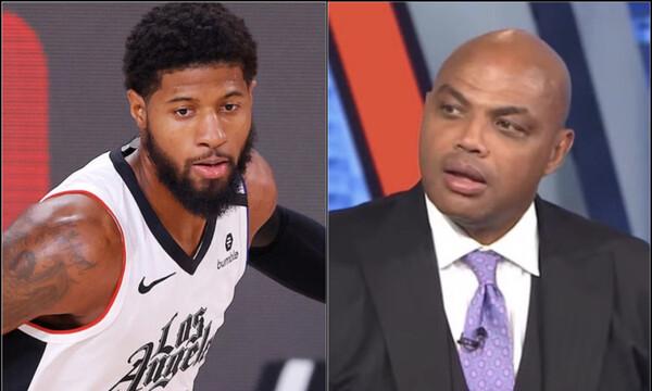 NBA: Την... είπε ο Μπάρκλει στον Τζορτζ