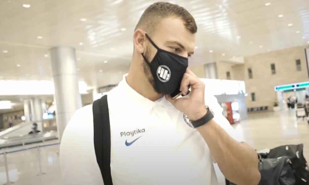 Η πρώτη του Ζίζιτς στην Μακάμπι (video)