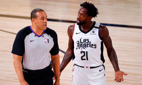 NBA: Φραστική επίθεση από τον Μπέβερλι