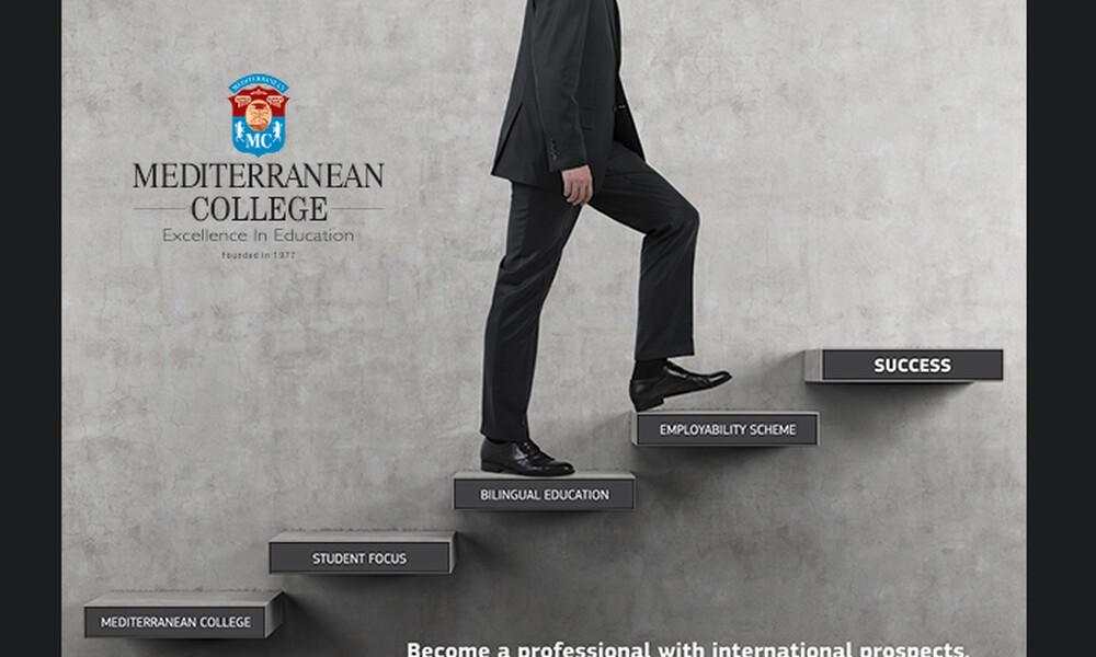 3 βασικοί λόγοι για σπουδές στο Mediterranean College  που δίνουν στην Επιτυχία τη δική σου Διάσταση