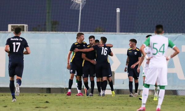 Παναθηναϊκός-Λαμία 0-1: Ψαχνόταν το «τριφύλλι», ομάδα οι φιλοξενούμενοι (photos)