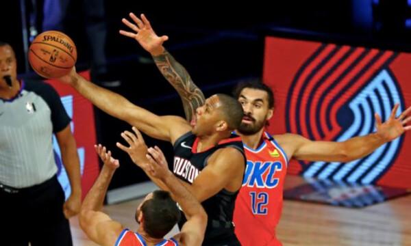 NBA: Προβάδισμα για Ρόκετς (video)