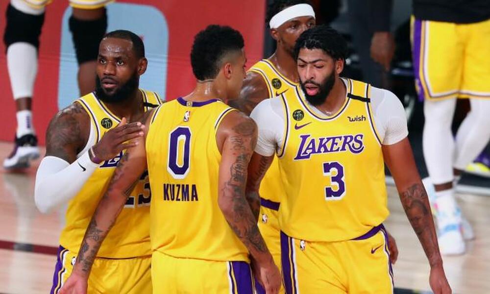 NBA: Λεμπρόν και Ντέιβις έφεραν την πρόκριση (video)