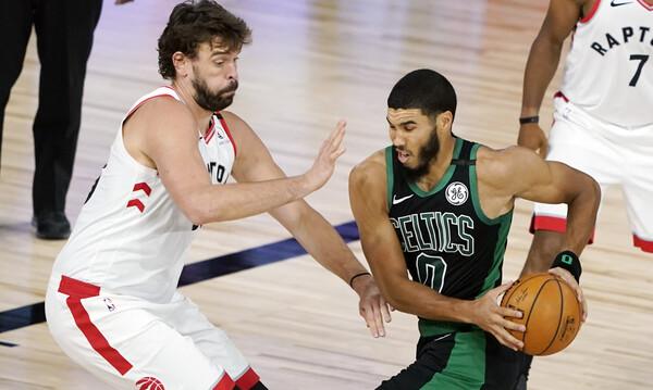 NBA: Με το... δεξί οι Σέλτικς στα ημιτελικά της Ανατολής (videos)