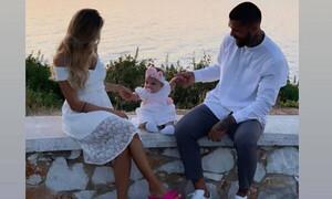 Βάφτισε την κόρη του ο Κολοβός (pics)