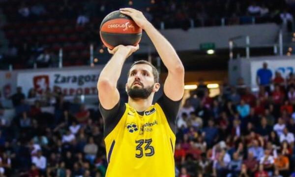 Μίροτιτς: «Η ομάδα χρειαζόταν κάποιον σαν τον Γιασικεβίτσιους»