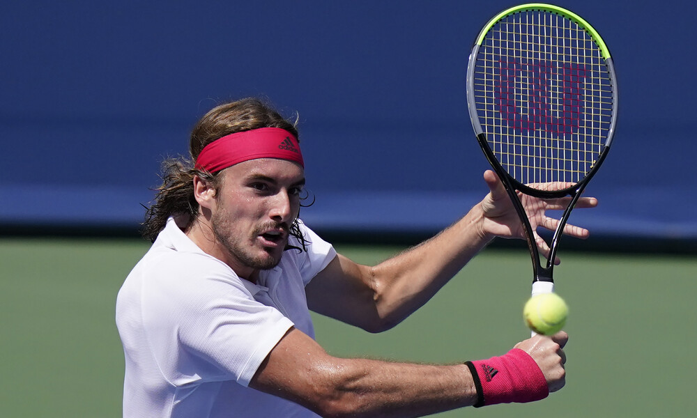 US Open: Εκκωφαντική πρεμιέρα για τον Τσιτσιπά στη Νέα Υόρκη