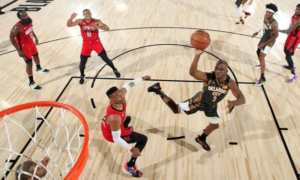 NBA: Game 7 για Ρόκετς και Θάντερ (video)