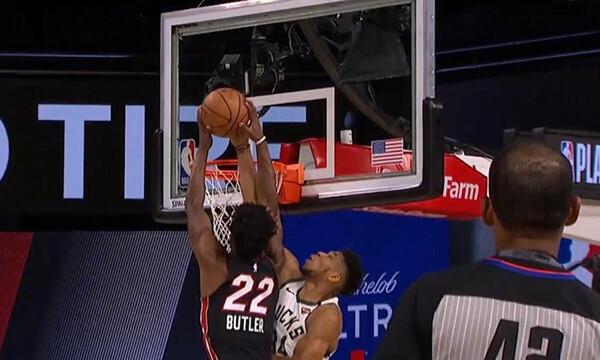 NBA: Με Γιάννη η κορυφή του Top-5 (video)