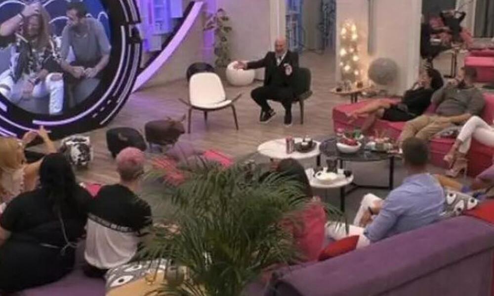 Big Brother: Με το… καλησπέρα αποκαλυπτικά πλάνα – Χαμός στα social media (pics)