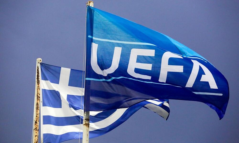 UEFA: Προκριματικά… φωτιά για το Ελληνικό ποδόσφαιρο!