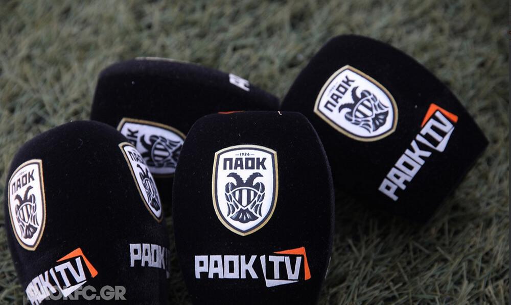 Αρωνιάδης: «Το PAOK TV κόστισε 3.000 ευρώ κι απέφερε εκατομμύρια στον ΠΑΟΚ»