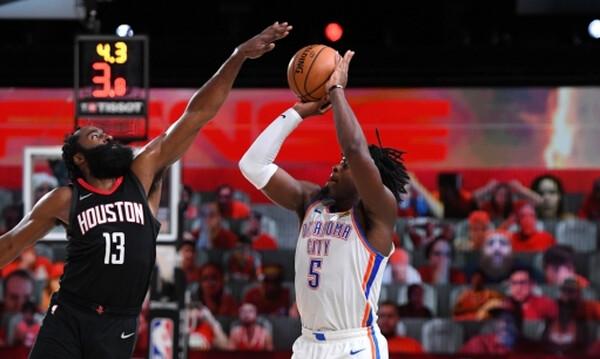 NBA: Με… άμυνα του Χάρντεν, πρόκριση για Ρόκετς (video)