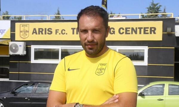 Άρης: Team Manager ο Ναζλίδης