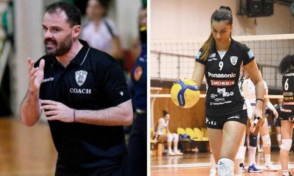 Χαριτωνίδης, Ηλιοπούλου: «Πάντα ο ΠΑΟΚ παίζει για την πρώτη θέση»!