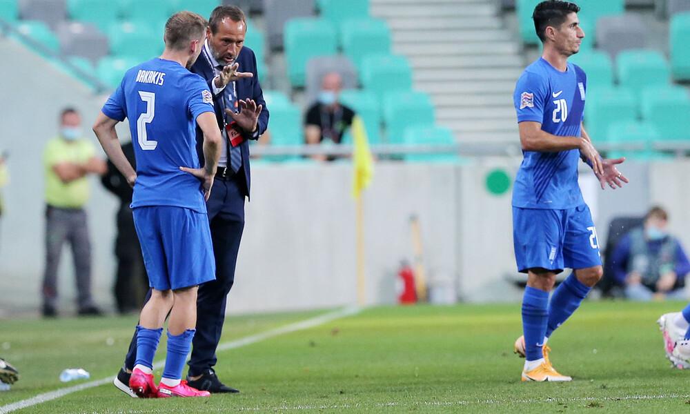 Σλοβενία-Ελλάδα 0-0: Της έλειψε η ουσία (videos+photos)