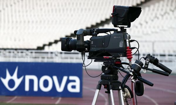 Super League: Συμφωνία των 5 «άστεγων» ΠΑΕ με Nova - Κανονικά η κλήρωση