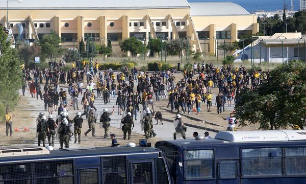 Οργή των αστυνομικών της Θεσσαλίας για τον τελικό Κυπέλλου στο Πανθεσσαλικό