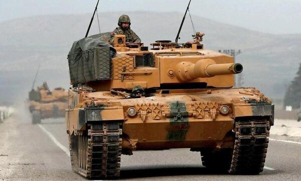 Τουρκικά ΜΜΕ: Κινητικότητα στον Έβρο - Πληροφορίες για μετακίνηση αρμάτων