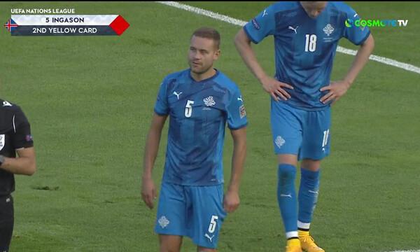UEFA Nations League: Μοιραίος ο Ίνγκασον, νίκη για την Αγγλία (videos)