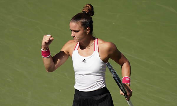 US Open: Ξανά κόντρα στη Σερένα Γουίλιαμς η Σάκκαρη