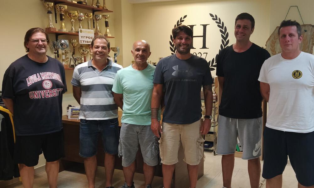 Πόλο: Στον Ηλυσιακό τεχνικός διευθυντής ο Δημήτρης Σελετόπουλος