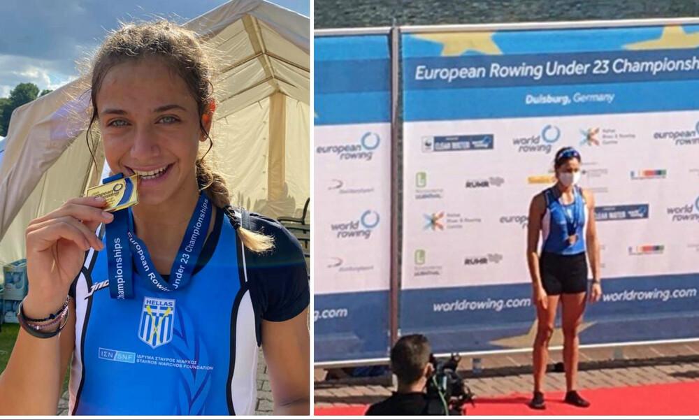 Κωπηλασία: Πέντε μετάλλια η Ελλάδα στο Ευρωπαϊκό Κ23 του Ντούισμπουργκ (photos)