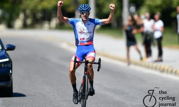 Ποδηλασία: Πρωταθλητής ο Περικλής Ηλίας και στον δρόμο αντοχής