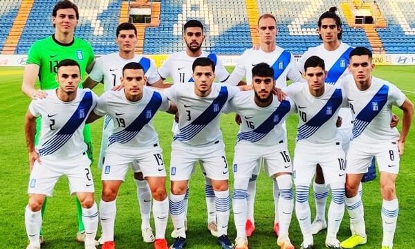 Live streaming Σαν Μαρίνο U21-Ελλάδα U21