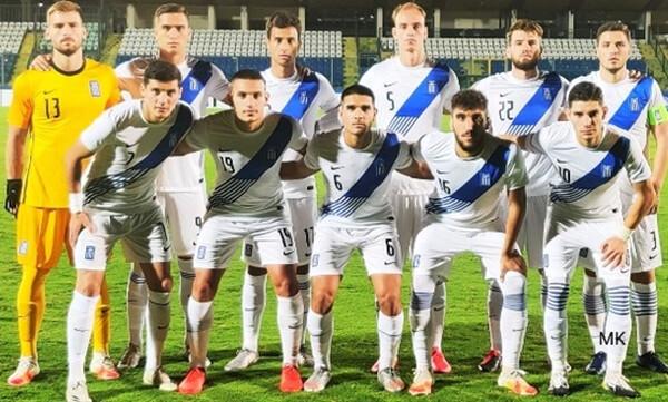 Σαν Μαρίνο-Ελλάδα 0-1: Έκανε το καθήκον της με Εμμανουηλίδη