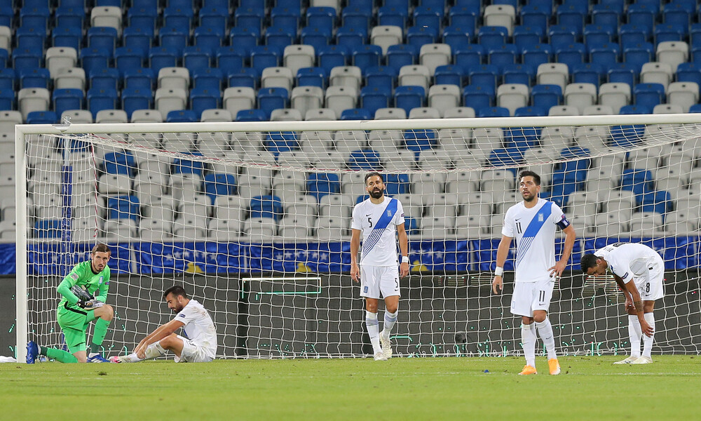 Κόσοβο-Ελλάδα 1-2: Αγωνία με το γκολ του Μπερίσα (video)
