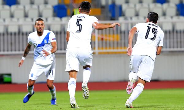 Κόσοβο-Ελλάδα 1-2: Πρώτο τρίποντο με επαγγελματικό τρόπο (videos+photos)