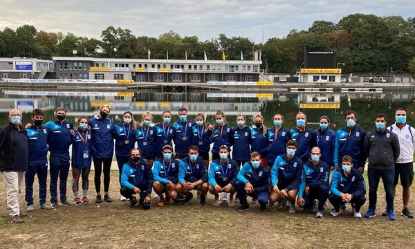 Κωπηλασία: Επιστροφή με τεστ και καραντίνα για την Εθνική ομάδα των πέντε μεταλλίων!