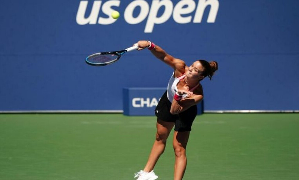 US Open: Έφτασε κοντά η τρομερή Σάκκαρη, αλλά λύγισε από την Σερένα Γουίλιαμς