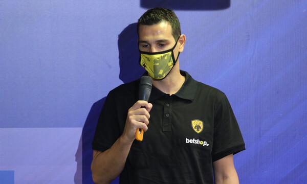 Ζήσης: «Η ΑΕΚ έχει ταλέντο και εμπειρία να πρωταγωνιστήσει»