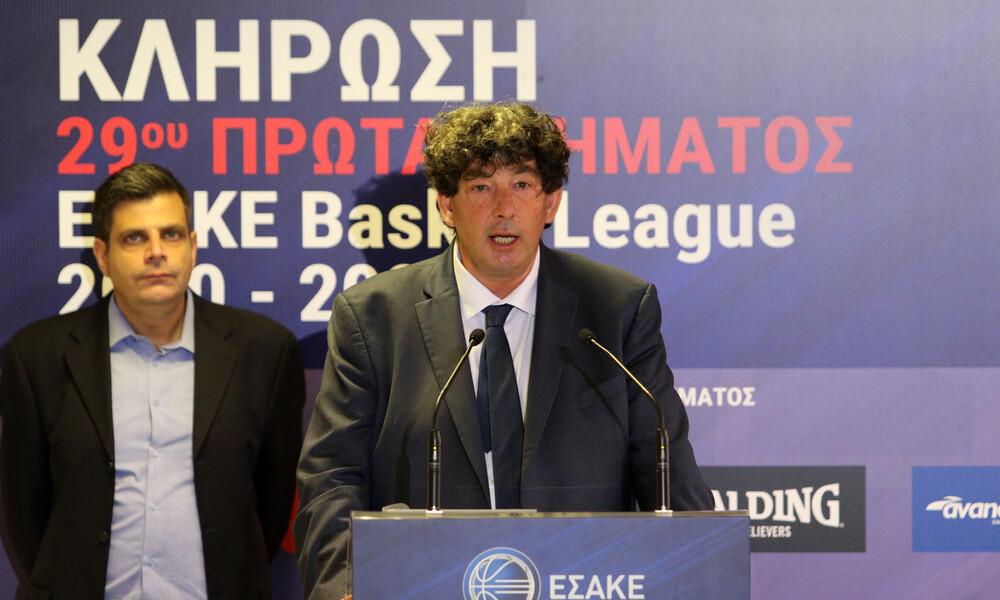 Γαλατσόπουλος: «Θέληση για κεντρική διαχείριση των τηλεοπτικών δικαιωμάτων»