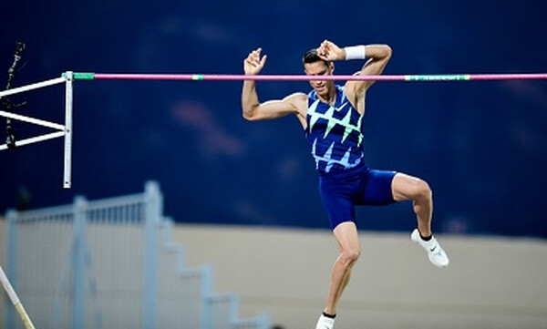 Στίβος: Με άλμα στα 5,60μ. ο Κώστας Φιλιππίδης βελτίωσε το φετινό του ρεκόρ