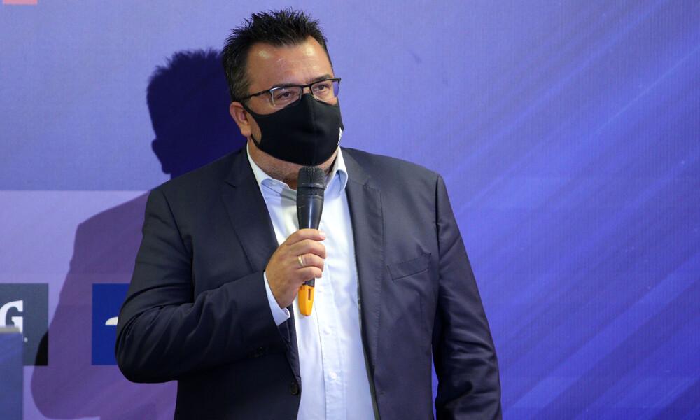 Τριαντόπουλος: «Τα πάντα για να γυρίσει ο κόσμος στα γήπεδα»