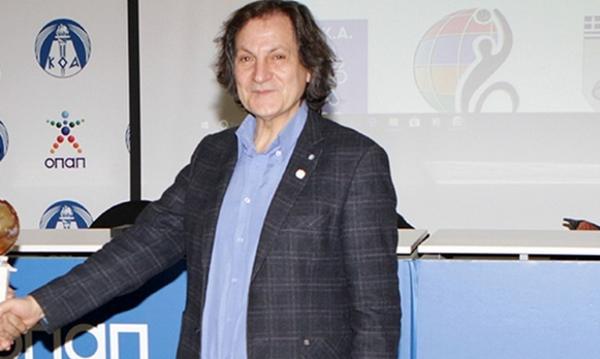 Ελληνική Παραολυμπιακή Επιτροπή: Νέος πρόεδρος ο Χρήστος Καλούδης