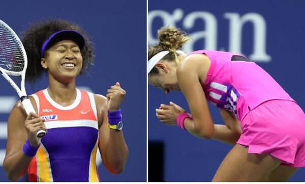US Open: Αζαρένκα και Οσάκα θα «κονταροχτυπηθούν» για το τρόπαιο. Αποκλείστηκε η Ουίλιαμς!