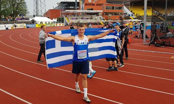 Στίβος: Σπουδαία νίκη του Χρήστου Φραντζεσκάκη με επίδοση 75,34μ.στο μίτινγκ του Σαμορίν