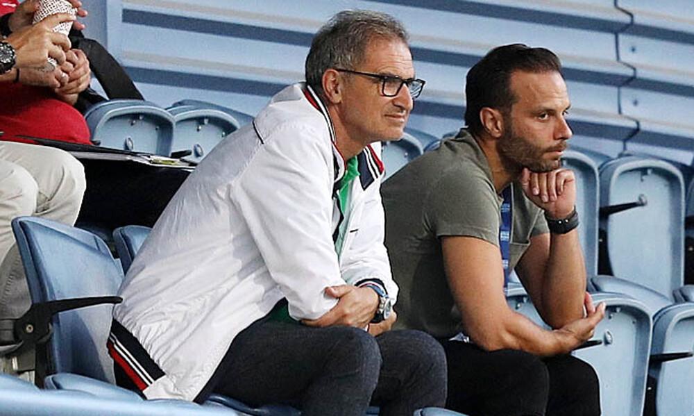 Αστέρας Τρίπολης: Το μήνυμα του Μποροβήλου για τη νέα σεζόν