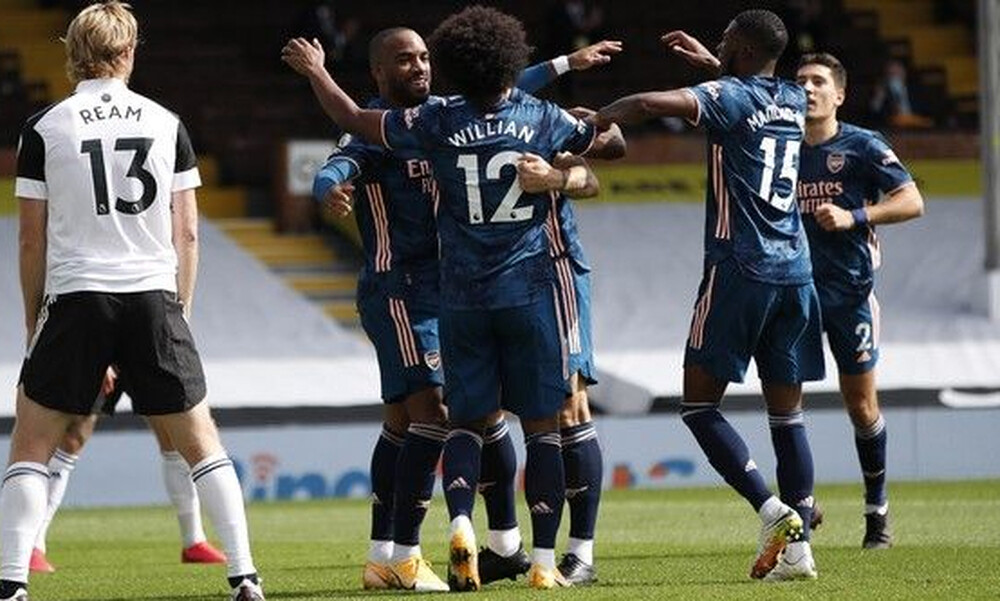 Φούλαμ-Άρσεναλ 0-3: Με «κανονιές» ξεκίνησε το νέο Πρωτάθλημα (videos)