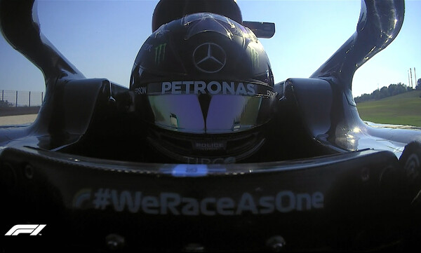 Formula 1: Άπιαστη η Mercedes, 1-2 μέσα στο σπίτι της Ferrari (photo+video)