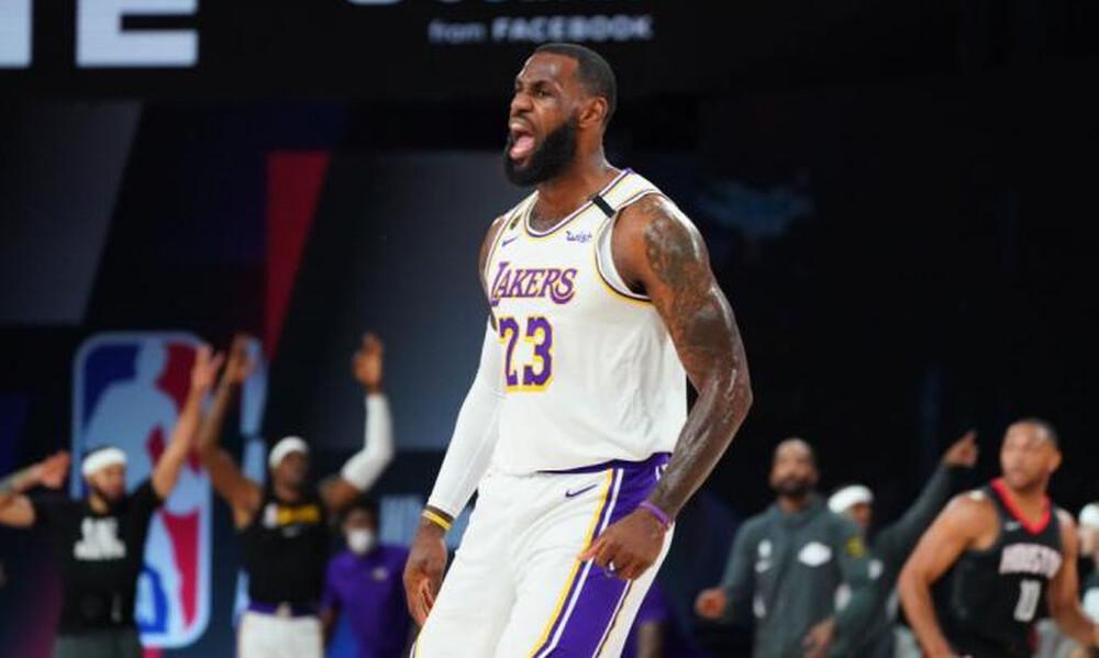 NBA: «Καθάρισαν» την πρόκριση οι Λέικερς (video)