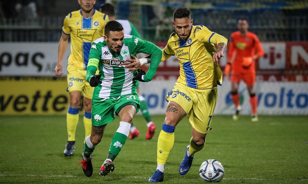 Super League 1: Ξεχωρίζει η «μάχη» της Τρίπολης
